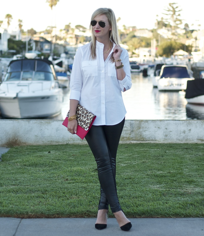 The Perfect White Shirt - My Style Diaries